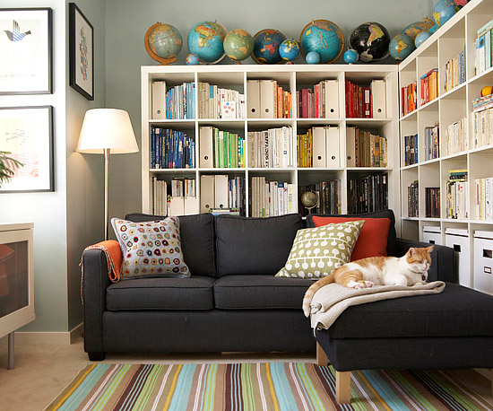 Storage & Organization Ideas Making The Most Out Of Small Spaces