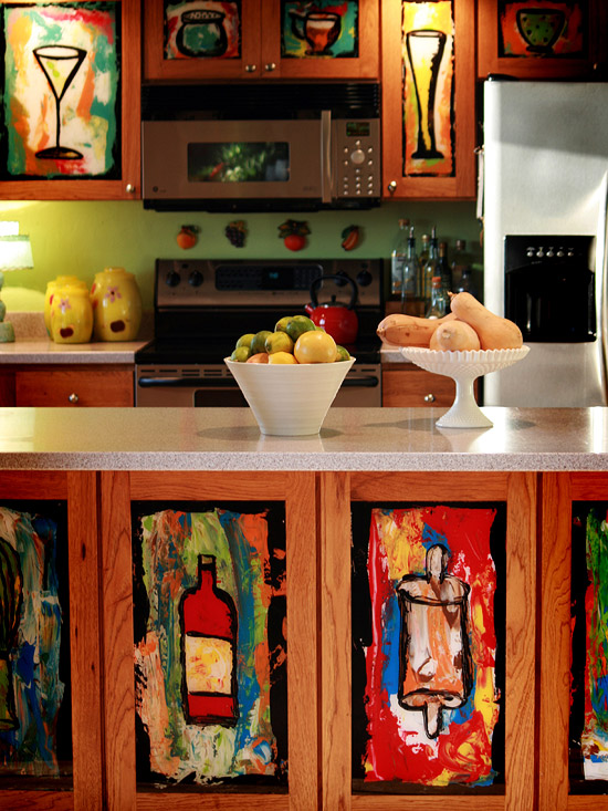 painting kitchen cabinets cost one hole faucet removable cabinet inserts