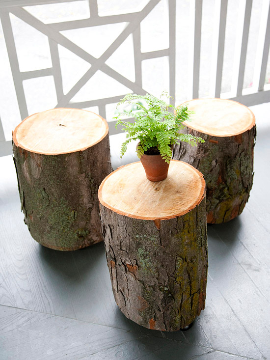 7 DIY Rustic Decor Ideas Using Natural Wood