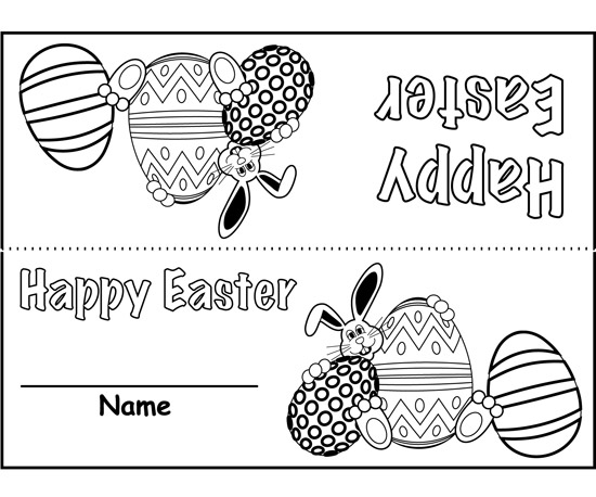 Easter Place Cards from Better Homes and Gardens