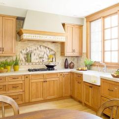Kitchen Makeover Sweepstakes Metal Island Remodel Ideas: Craftsman-style Design - Better ...