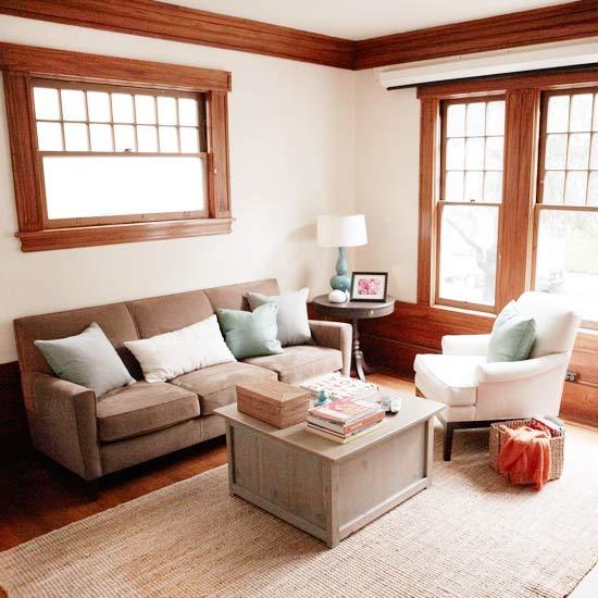 Living Room Makeover  Better Homes and Gardens  BHGcom