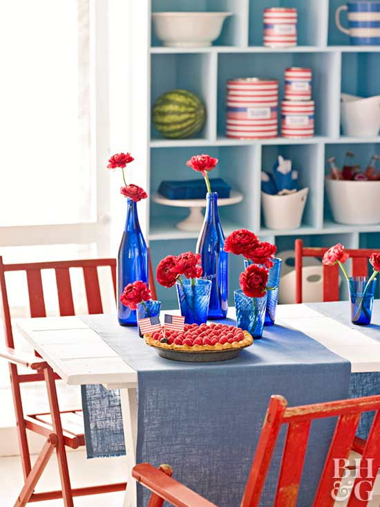 Show Your Red, White & Blue