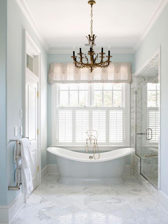 Bath Ideas Elegant Baths Slide Show