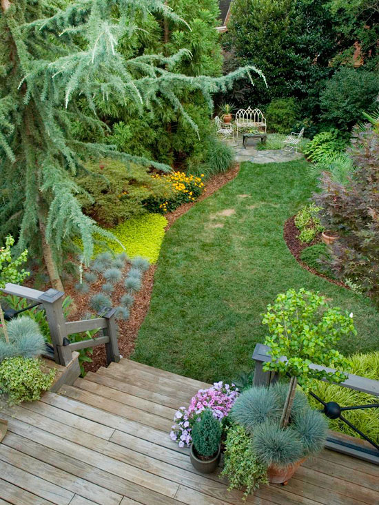 Simple Garden Ideas