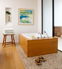 Bamboo Flooring for Bathrooms