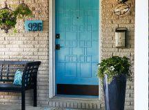 DIY Front Door Ideas