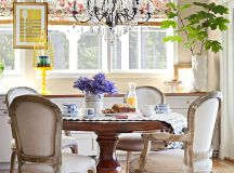 Casual Dining Rooms: Looks to Try for an Eat-In Kitchen or ...