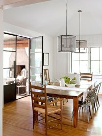 Mix-and-Match Dining Room Chairs