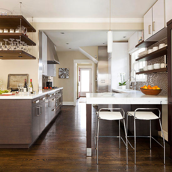 kitchen islands with seating and storage cupboard handles simply sleek