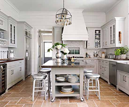 Kitchen Island Designs We Love