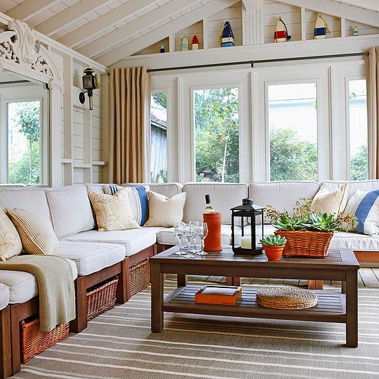 Sunroom Flooring