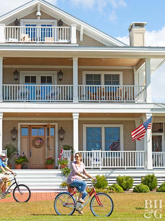 Best Exterior House Color Schemes
