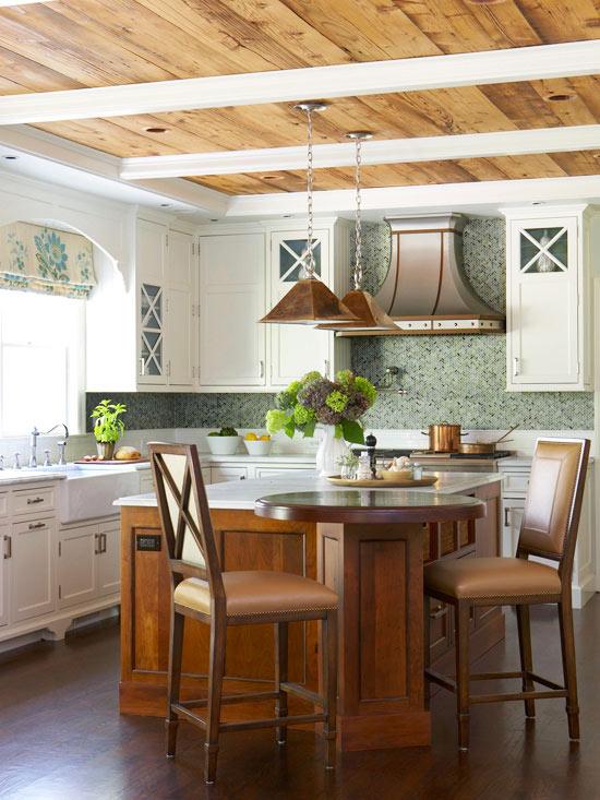 Comfortable Rustic Kitchen