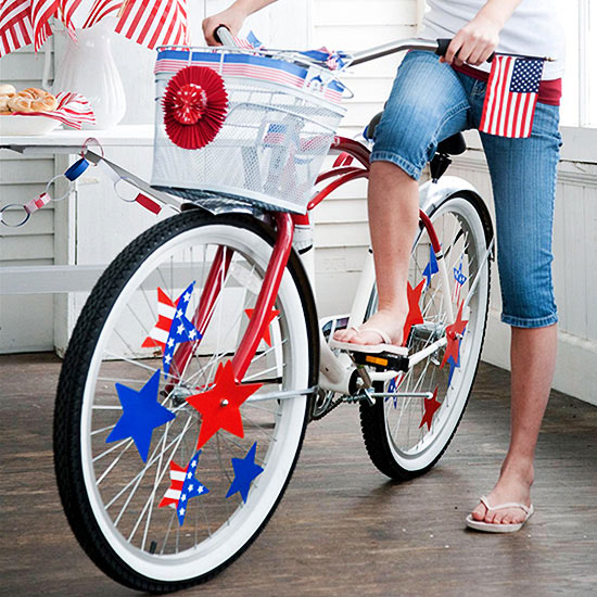 Star-Spangled Bicycle