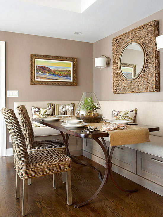 SmallSpace Dining Rooms