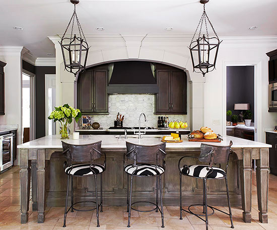 Design Solutions Small Kitchens