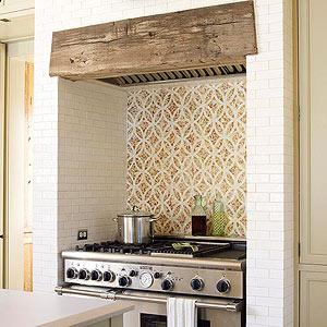 backsplash in kitchen island the backsplashes tile ideas for behind range