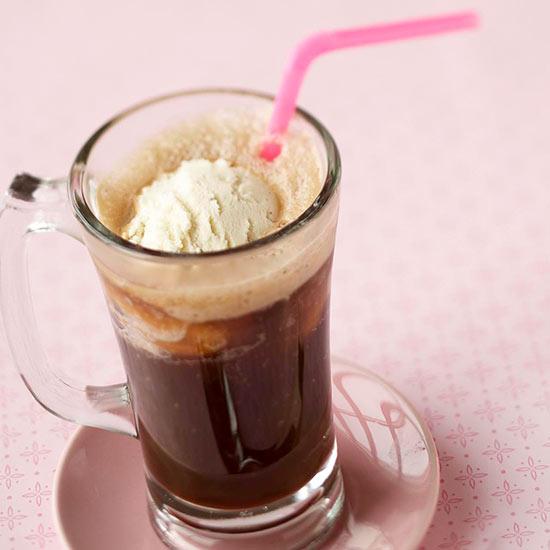 Low-Calorie Ice Cream Treat