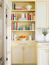 Bookshelf Ideas -- Built-in Bookshelves