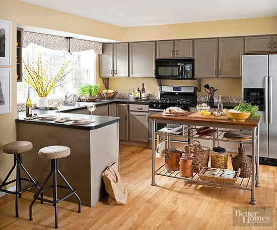 warm kitchen design Warm Kitchen Color Schemes