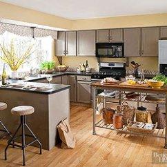 Paint Colors Kitchen Of Cabinets Color Schemes Warm