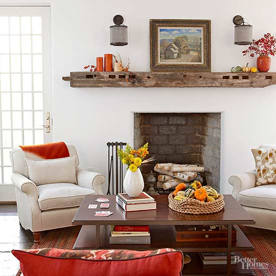Fall Home Decorating Ideas  Better Homes and Gardens  BHGcom