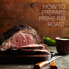 Rachael Ray Kitchen Buy Table How To Prepare Prime Rib Roast
