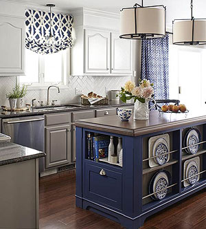 islands for the kitchen led lighting colorful