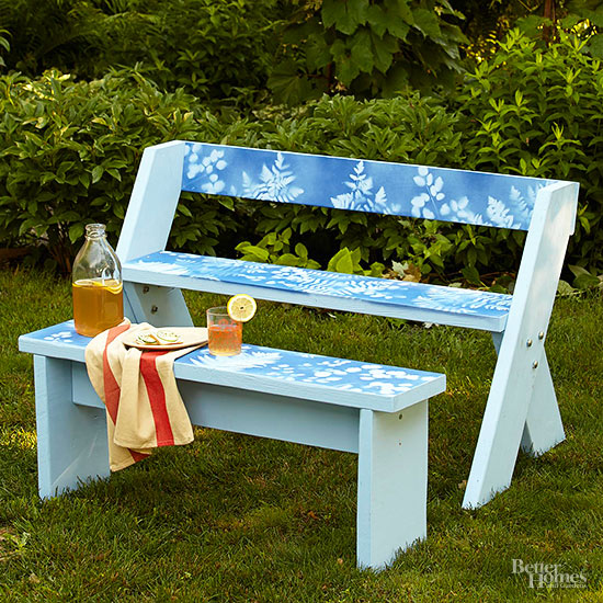 Build A Leopold Bench And Table