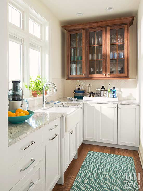 Mixed Kitchen Cabinets Mixing Kitchen Cabinet Materials