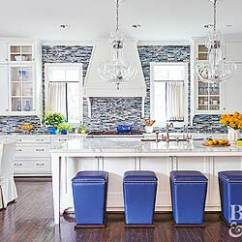 Kitchen Backsplashes Outdoor Cost 17 Kitchens With Scene Stealing
