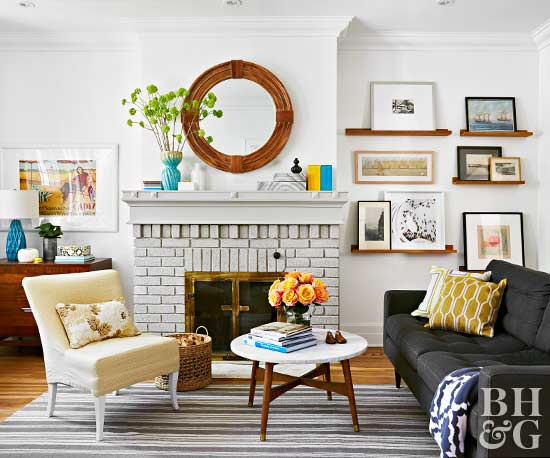 How to Clean Your Living Room Fast