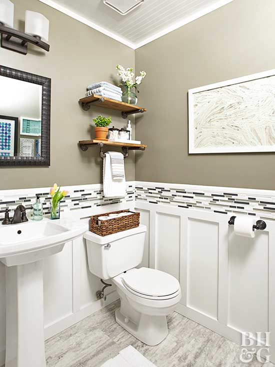 Better Homes And Gardens Bathroom Storage Ideas
