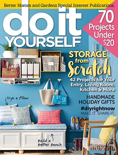 Subscribe to DoItYourself Magazine