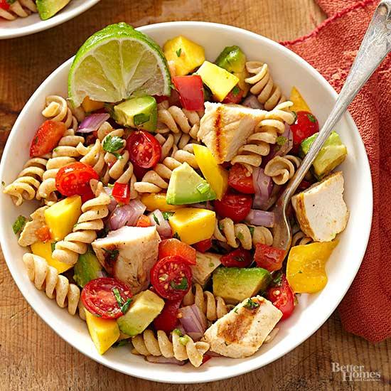 Healthy Pasta Salad Recipes