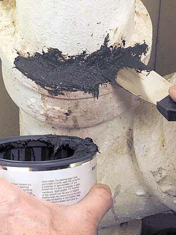 How To Patch A Leaky Drain Pipe