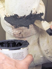 Repairs to Cast-iron Pipe - How to Install & Repair Pipes ...