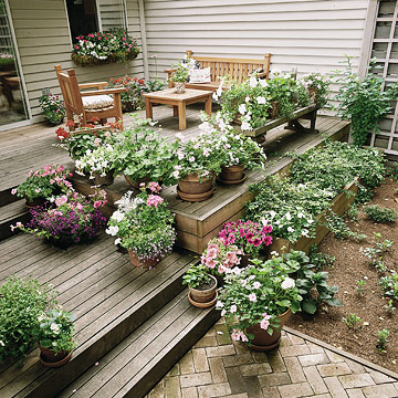 Deck Landscaping Ideas Planning & Design How To Design & Build