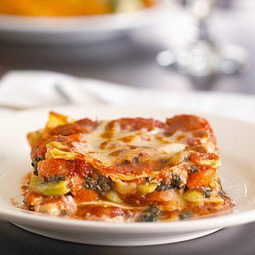 NoBoil Vegetable Lasagna  Diabetic Living Online