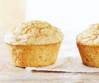 Raisin-Carrot Muffins