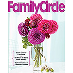 Family Circle September 2009 cover