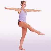 Single-Leg Front Kick