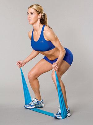 Skater Squats