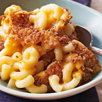 Mac and Cheese Lite