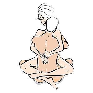 lotus sitting sex position, sex positions