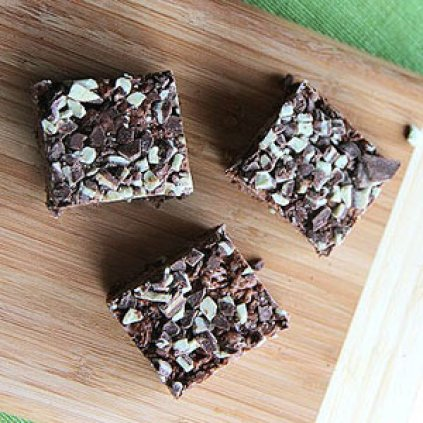 Thin mints krispies