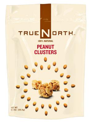 TrueNorth Peanut Clusters