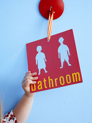 Bathroom Skills 101