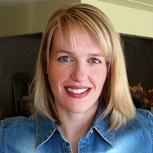 Chef Julie Van Rosendaal